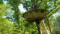 Fulfil a childhood dream in the treetop cabins at Parc des Alicourts